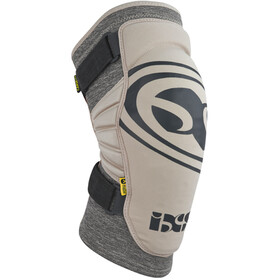 IXS Carve Evo+ Knee Guards Camel
